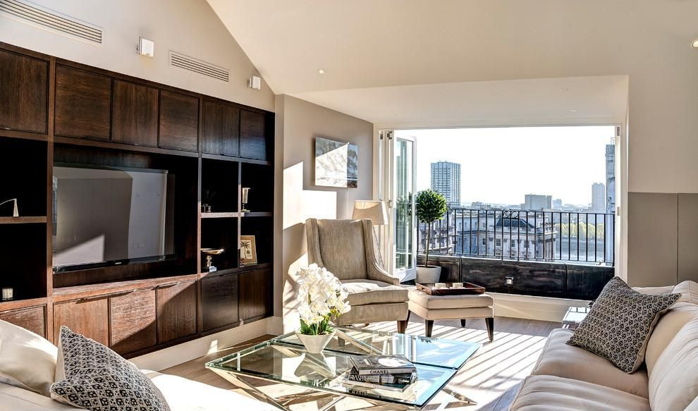 客厅阳台装修设计四种方式